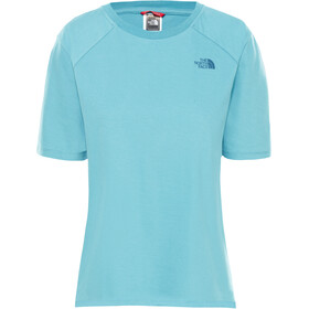 The North Face Premium Simple Dome S/S Tee Women storm blue